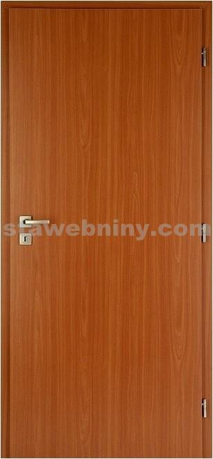 PORTA Dveře vnitřní VERTE BASIC lakované plné š. 90cm jabloň pravé