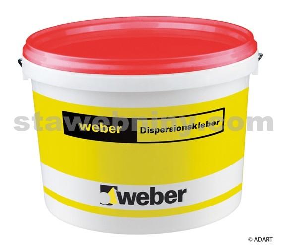 WEBER.Dispersionskleber - lepicí tmel 25kg