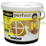 WEBER.Color perfect barevný 5kg - kbelík