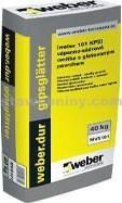 WEBER.Dur gipsglatter 101 KPS - vápeno-sádrová omítka 30kg