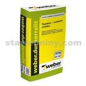 WEBER Terralit - izolační jádrová omítka 10kg