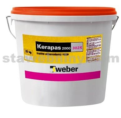 WEBER Kerapas 2000 - omyvatelný nátěr 25kg