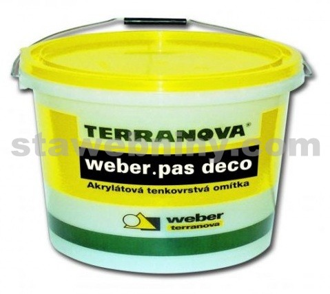 Weber pas silikon