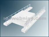 XELLA YTONG stropní vložka KLASIK 250 - 249*250*599mm P4-500