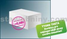 XELLA YTONG Theta + 499*249*300 P1,8-300