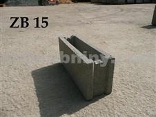 BOHEMIA BLOCK Ztracené bednění ZB - 15