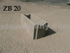 BOHEMIA BLOCK Ztracené bednění ZB - 20