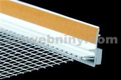 HPI Lišta začišťovací s tkaninou 206 EKO, délka 1,6m