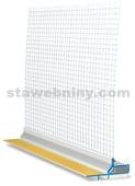 HPI Lišta začišťovací 3D 230 s tkaninou 25cm, délka 2,4m