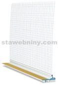 HPI Lišta začišťovací 3D 275 SL s tkaninou 12,5cm, délka 2,4m