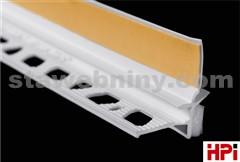 HPI Začišťovací lišta s těsnícím jazýčkem 9mm, délka 2,4m
