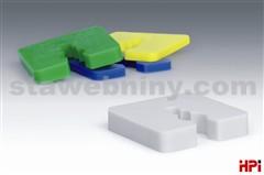 HPI Vymezovací podložka distanční z umělé hmoty zpevněné (s výztužným žebrováním) 50/50/8