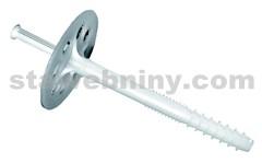 HPI KEW hmoždinka talířová s plastovým trnem DSH K 10*230mm