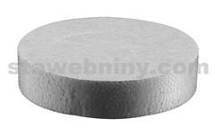 HPI Polystyrénová zátka řezaná průměr 70mm bílá