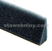 HPI Těsnící klín - pás úžlabí polyuretanový samolepící 1000/75/30mm červený