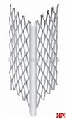 HPI CATNIC profil 6028 rohový pro venkovní omítky délka 250cm