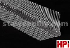 HPI Kombi lišta PROFI AL + VERTEX tkanina 10/23cm délka 2,5m