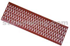 HPI Stoupací plošina - rošt 420/250 mm - hnědá