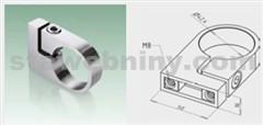 JAP Nerezová Objímka sloupku pro boční kotvení, AISI 304