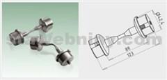 JAP Nerezová Spojka dřevěného madla 3D rozpěrná, AISI 304