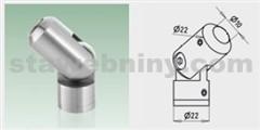 JAP Nerezová Koncovka kloubová prutů O 10 mm, AISI 304