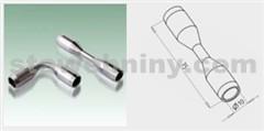 JAP Nerezová Spojka 3D prutů O 12 mm, AISI 304