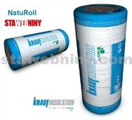 KNAUF INSULATION NatuRoll Pro 039 Ecose tl. 100mm