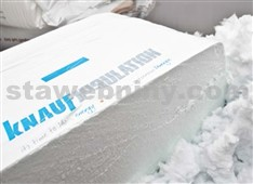 KNAUF INSULATION Foukaná izolace THERMO