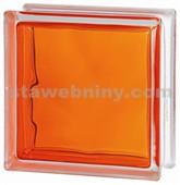 LUXFERY - Luxfera 1919-8WOR Wave Brilly Orange, s vlnkou, oranžová