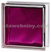 LUXFERY - Luxfera 1919-8WRU Wave Brilly Ruby, s vlnkou , rubínová