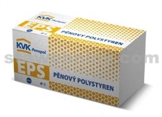 Polystyren KVK PENOPOL EPS 100 F tl. 20mm, cena za ks