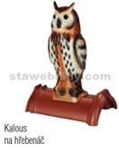 TONDACH Kalous na hřebenáč výška 48cm