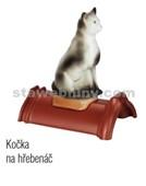 TONDACH Kočka na hřebenáč výška 37cm