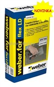WEBER.For profiplus - lepidlo C2T 25kg